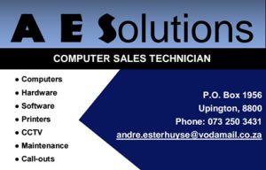 A E Solutions
